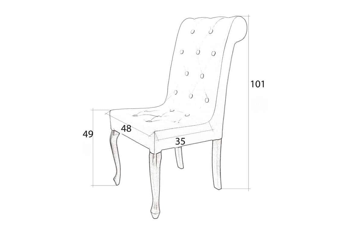 Designová židle Sylvia různé barvy