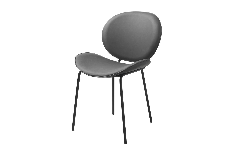 Designová židle Wilson šedá