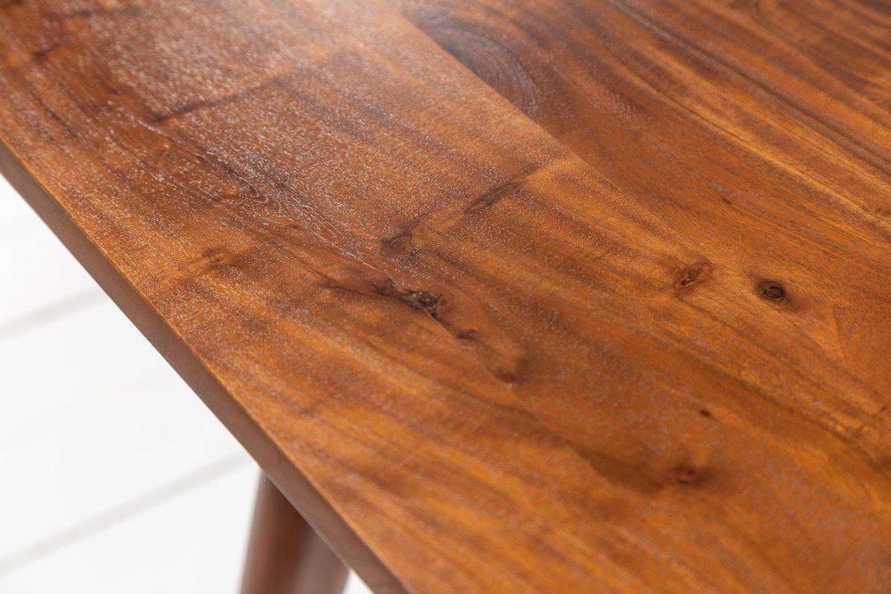 Designový jídelní stůl Justice 160 cm akácie