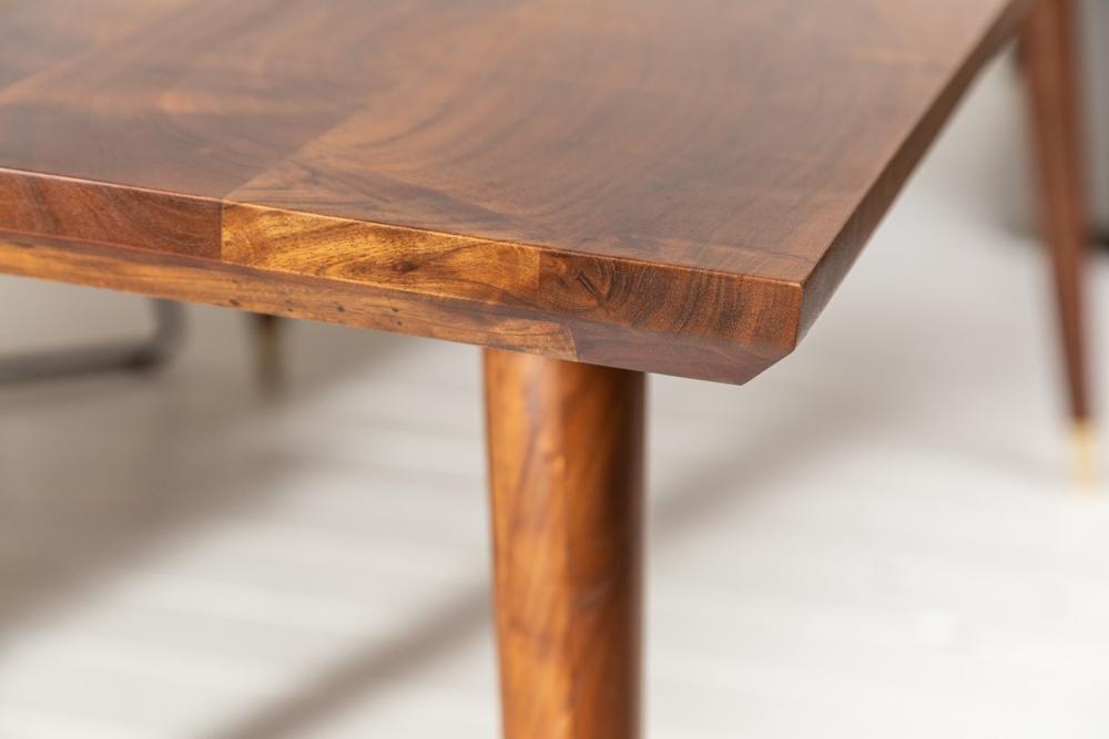 Designový jídelní stůl Justice 200 cm akácie