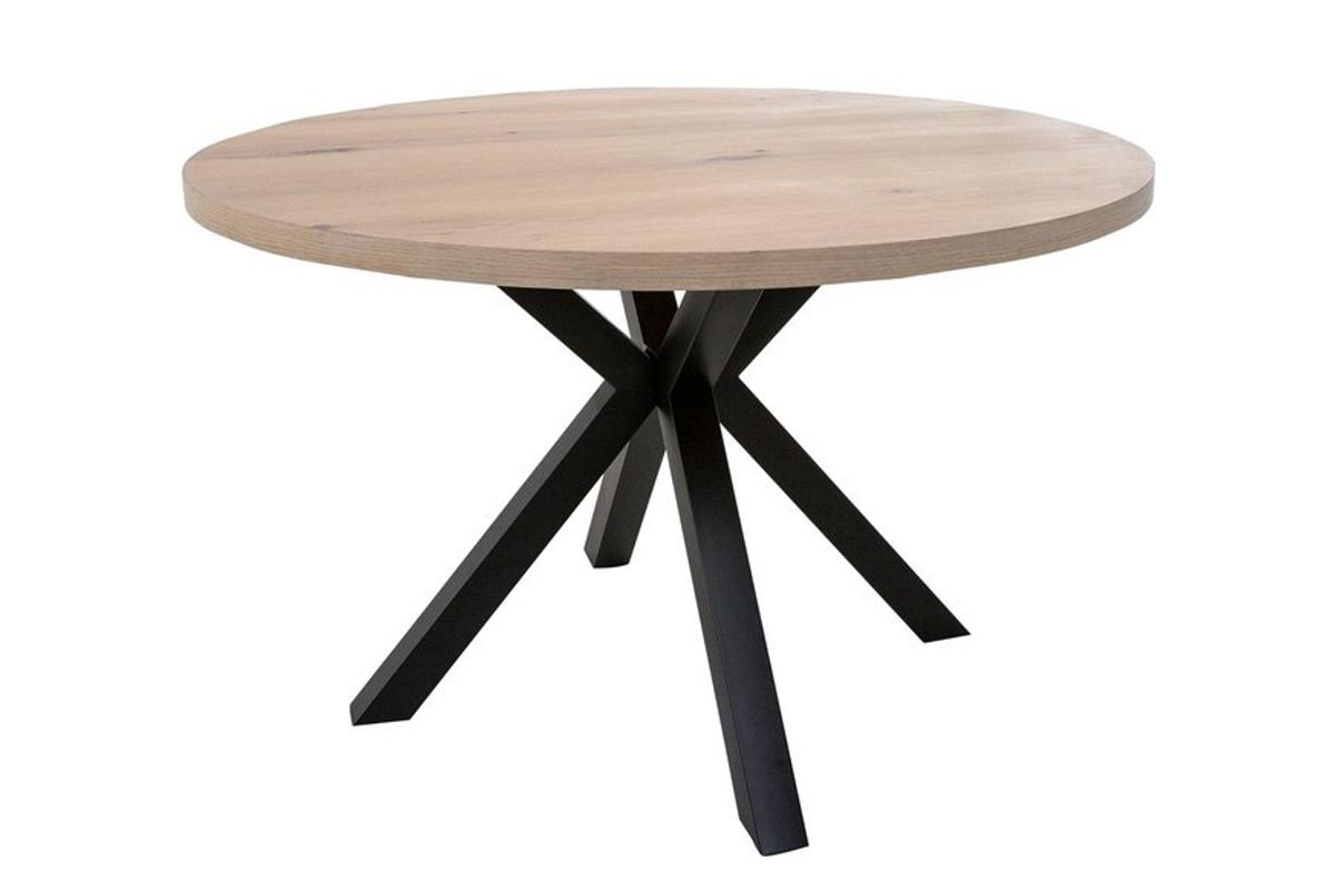 Designový jídelní stůl Madie kulatý 120cm