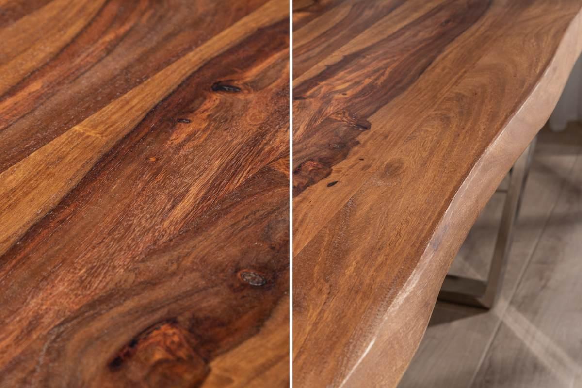 Designový jídelní stůl Massive 180 cm sheesham