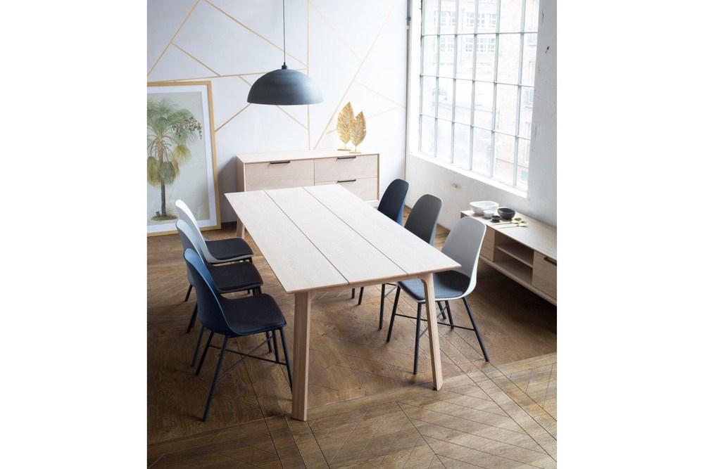 Designový jídelní stůl Quincy 95 x 200 cm