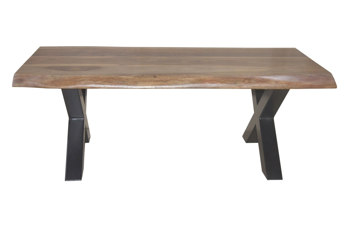 Designový konferenční stolek Argentinas X 110 cm sheesham