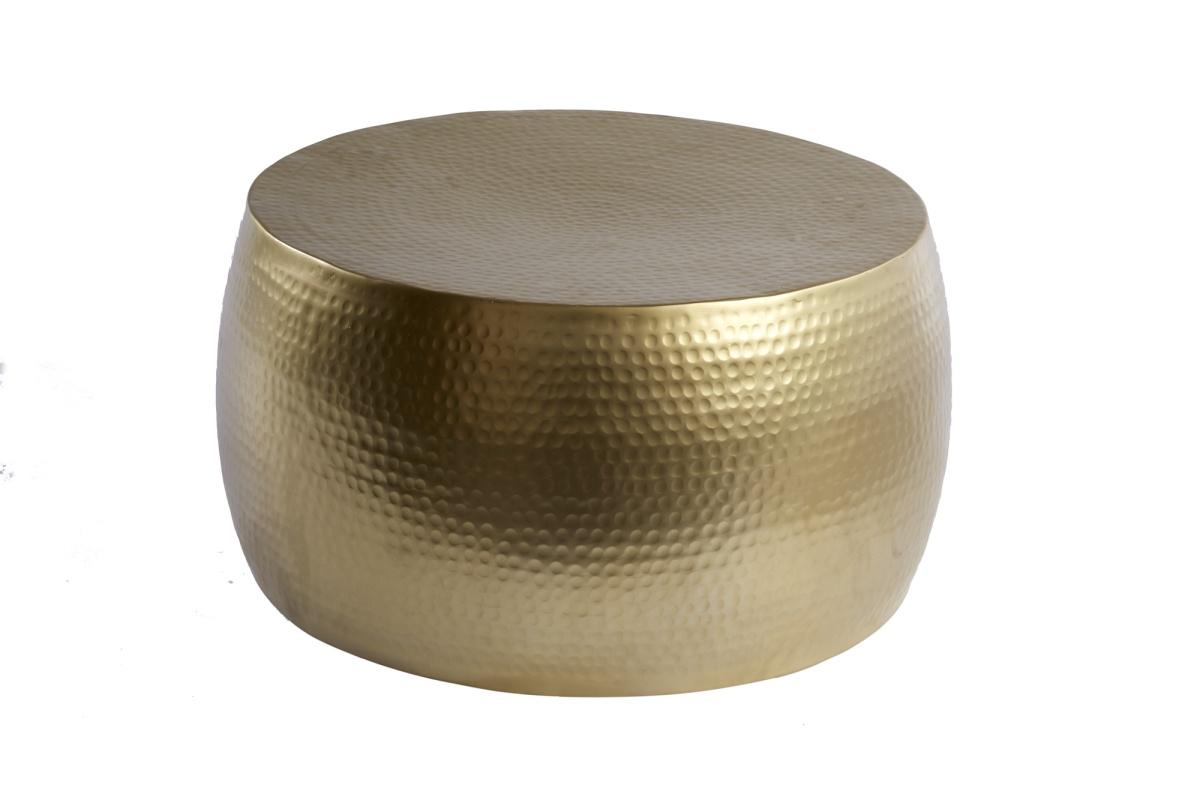 Designový konferenční stolek Malia II 60 cm zlatý