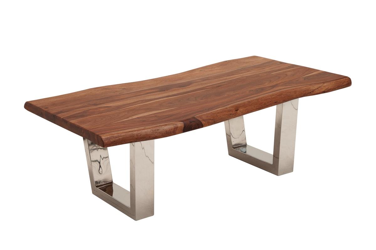 Designový konferenční stolek Massive 110 cm sheesham