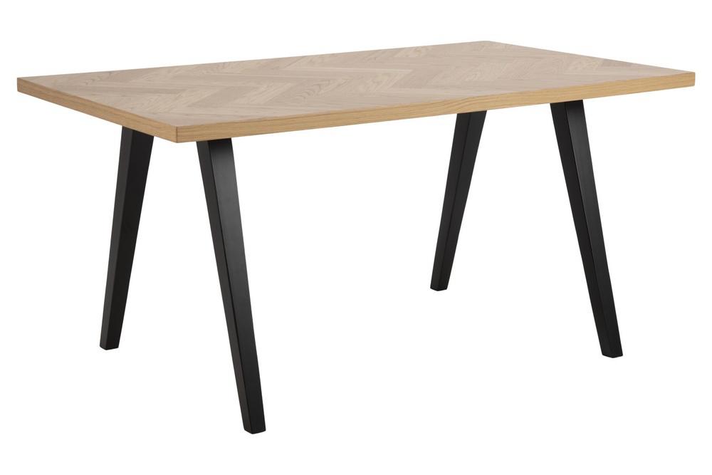 Designový jídelní stůl Cristopher 200 cm vzor dub