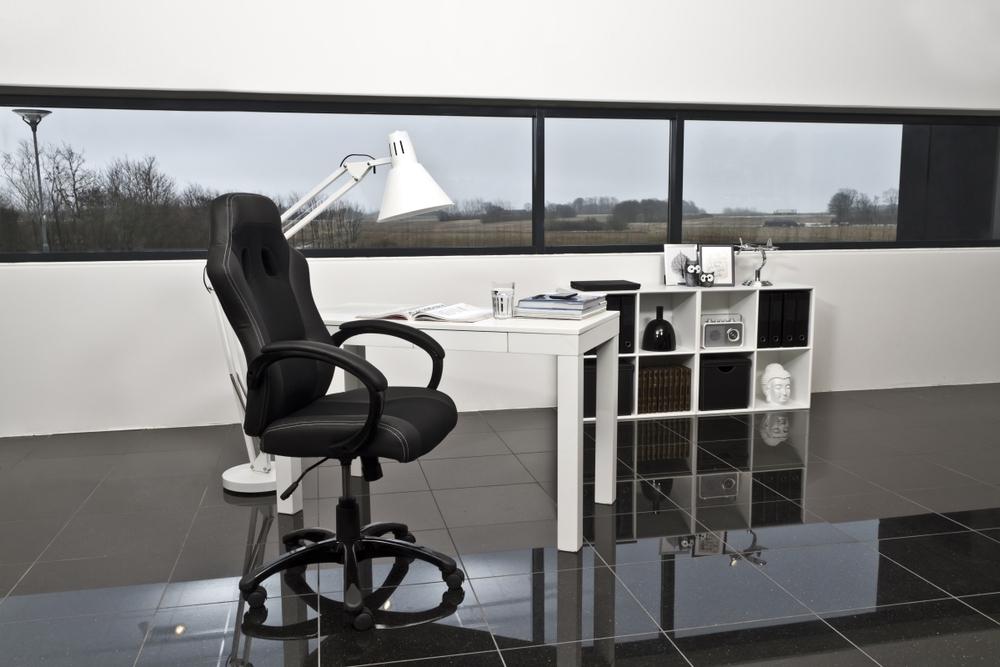Designová kancelářská židle Navy černá