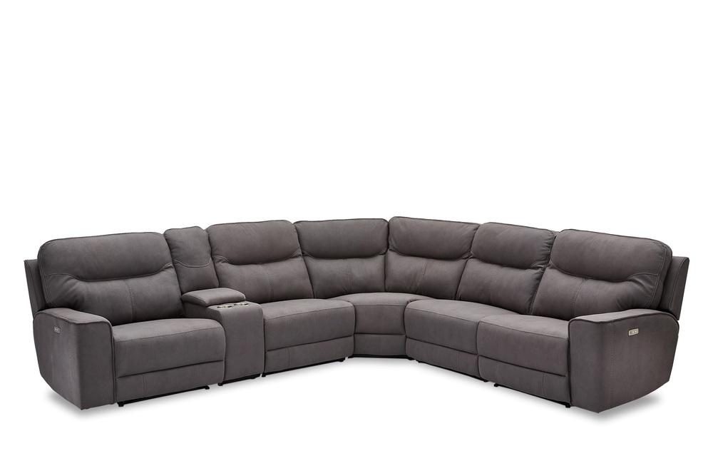 Dizajnová rohová sedačka Adriel, šedá