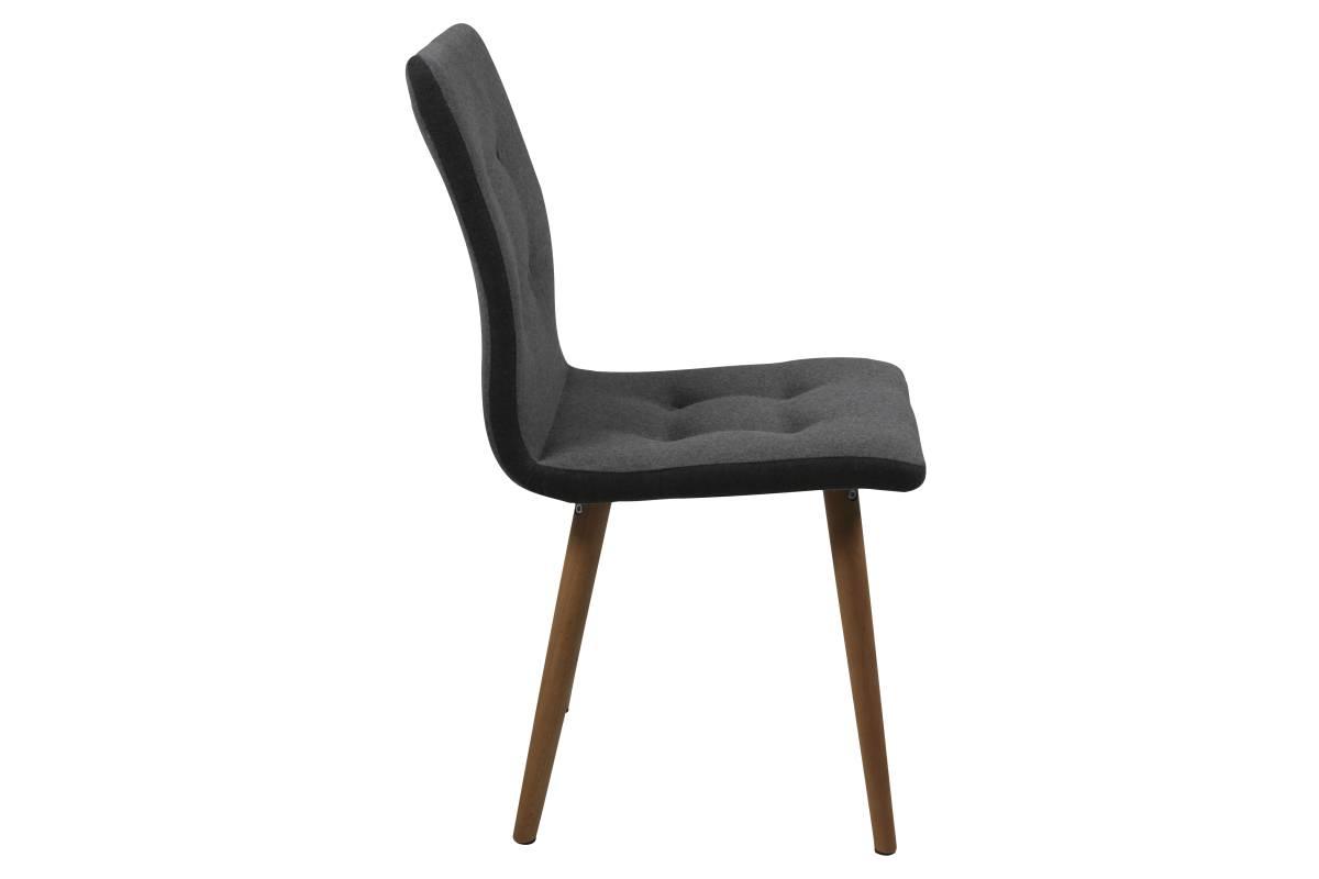 Dizajnová stolička Neo, svetlo šedá