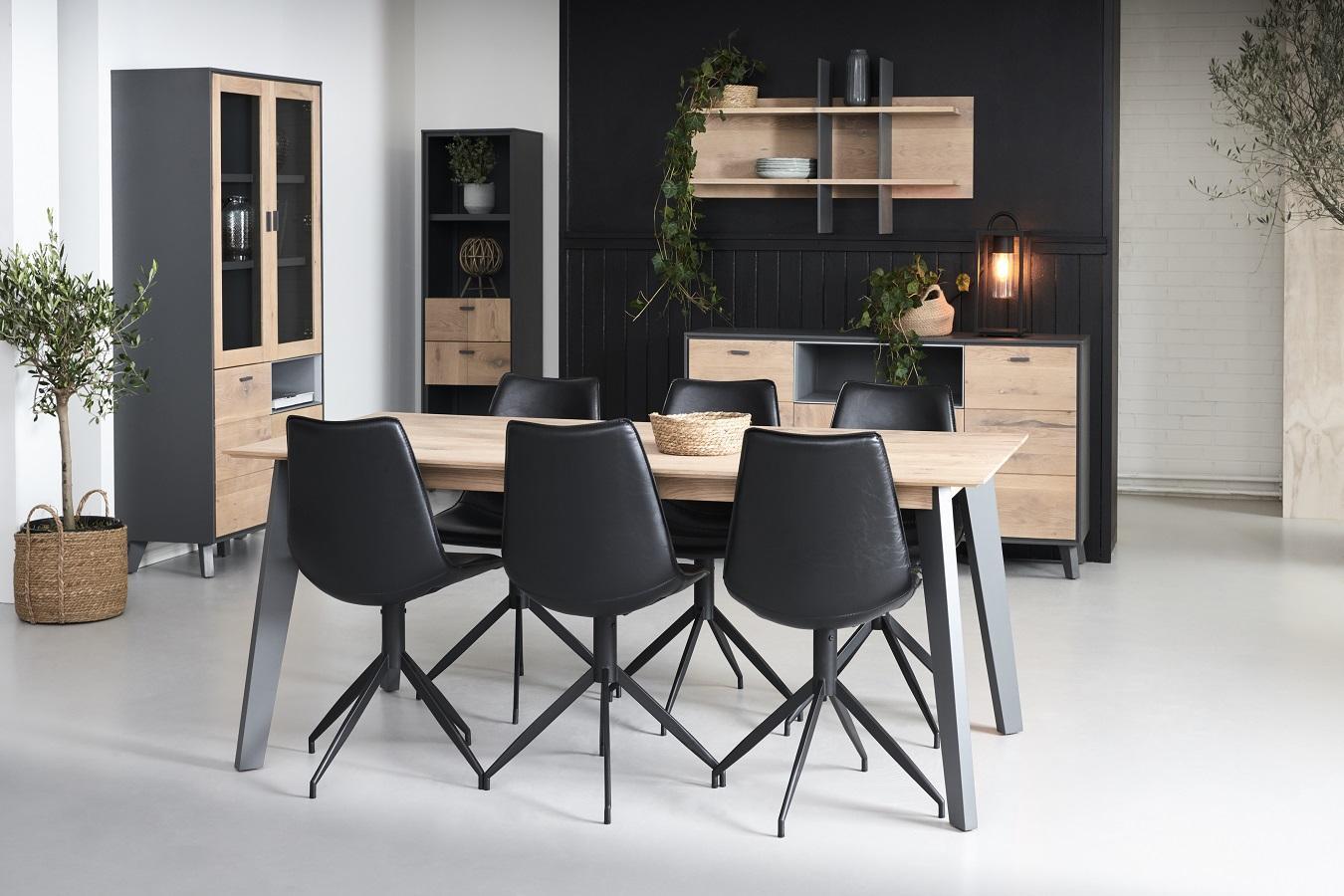 Designový jídelní stůl Aakil, 300 cm