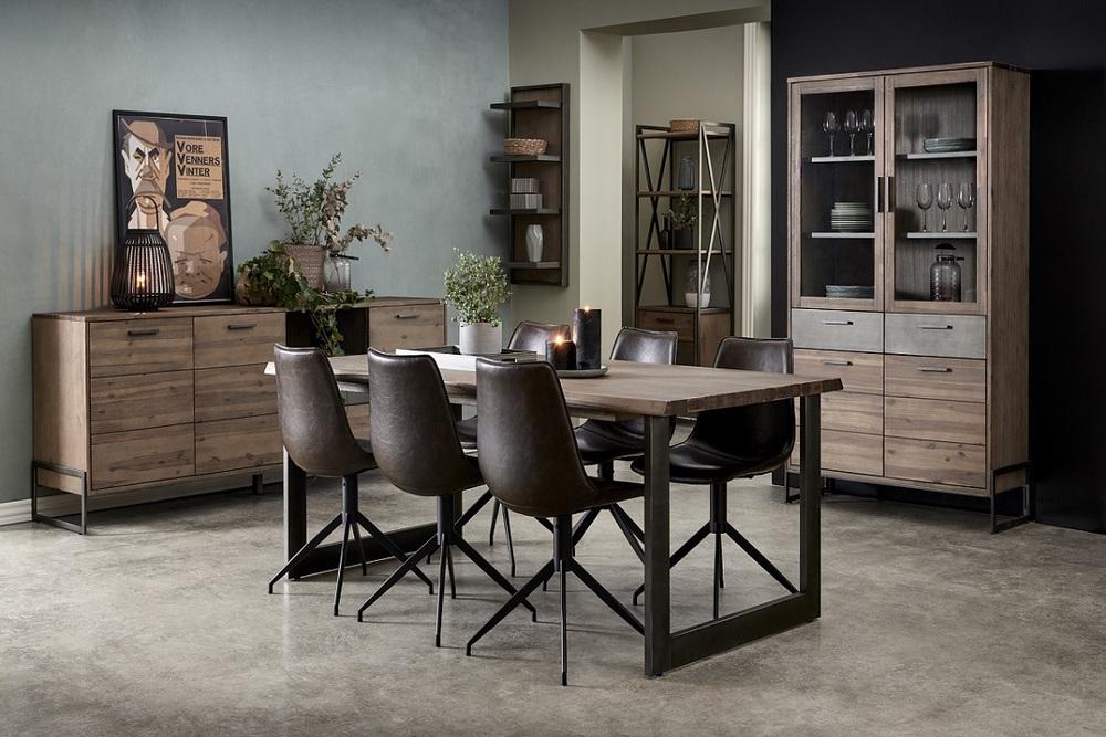 Designový jídelní stůl rozkládací Aart, 180 - 280 cm