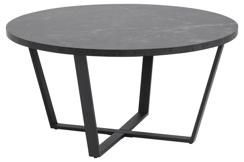 Designový konferenční stolek Agung černá