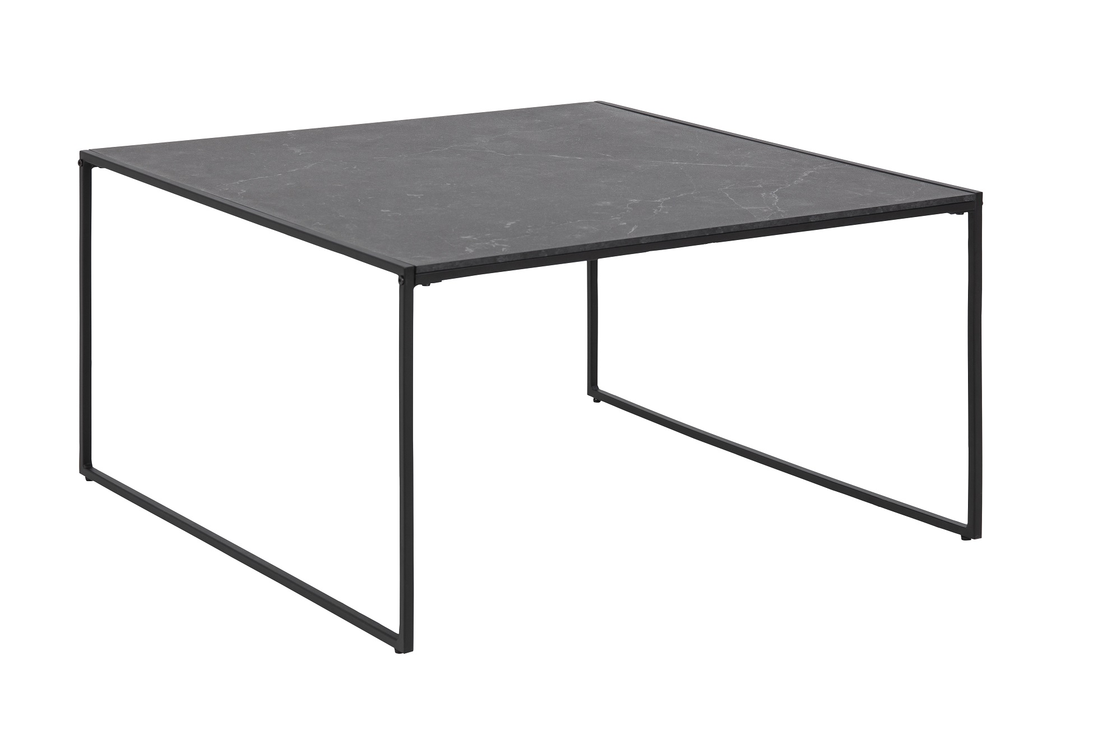 Dizajnový konferenčný stolík Ajay, 80 cm