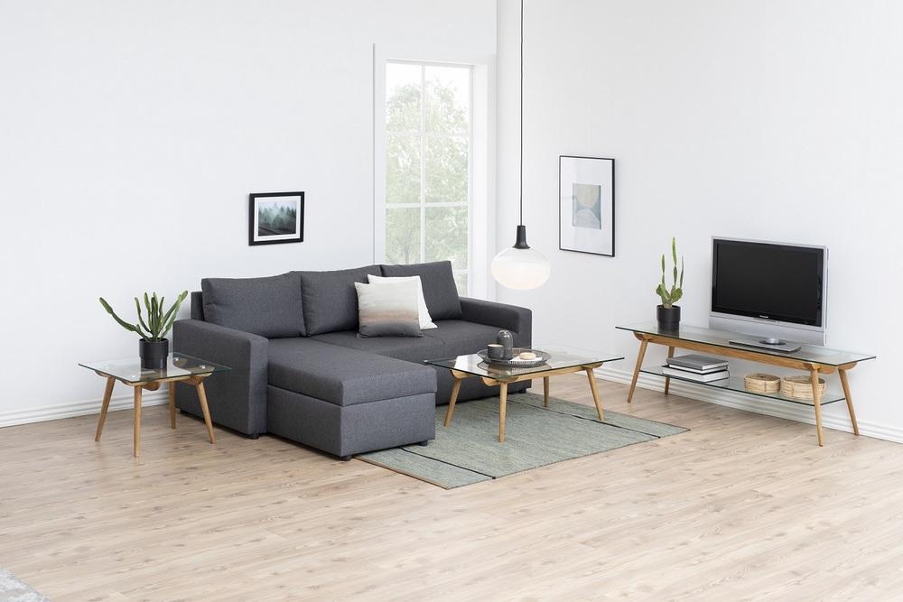 Designový odkládací stolek Abijene 60 cm