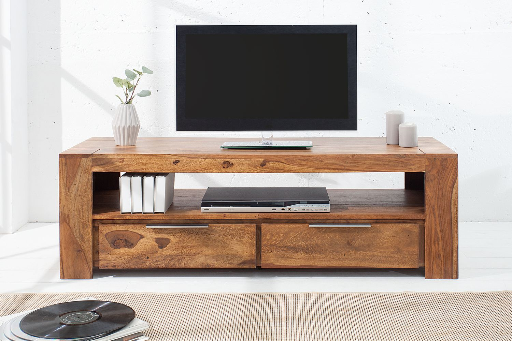 Luxusní TV stolek Elegant masiv 135 cm