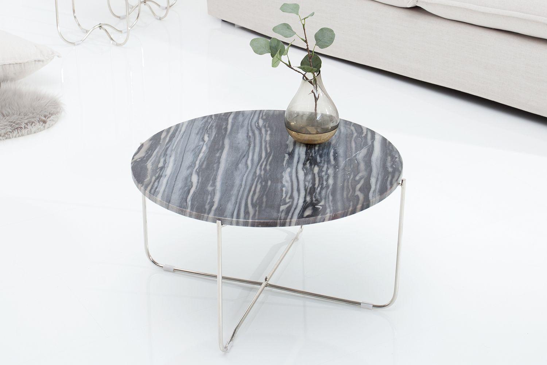 Konferenční stolek Bristol / šedá