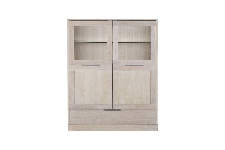 Designová komoda Franco / 4 dveřová