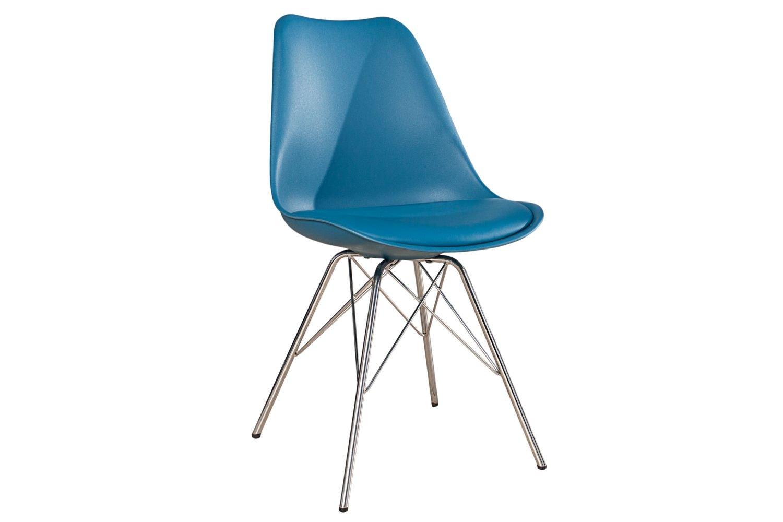 Židle Sweden Retro modrá