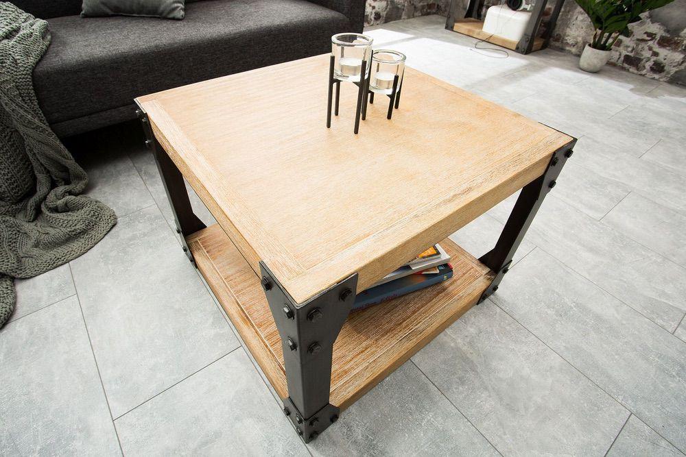 Odkládací stolek Unity 60 cm / akácie