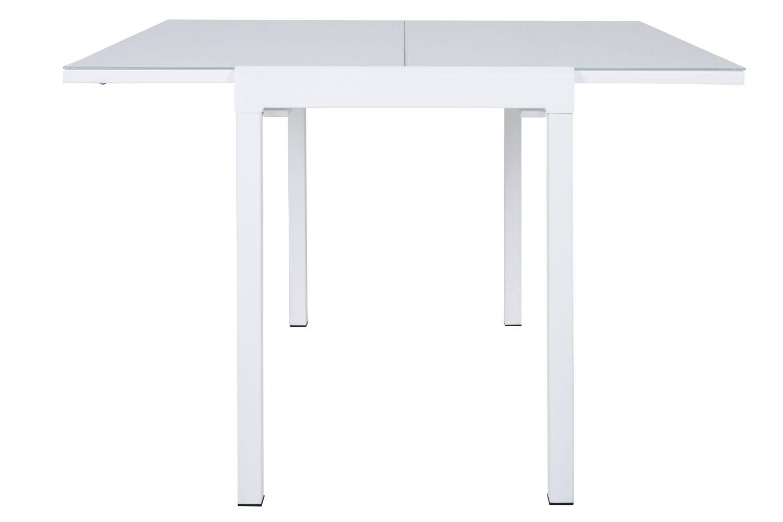 Jídelní stůl Snow 2 rozkládací 55-110cm