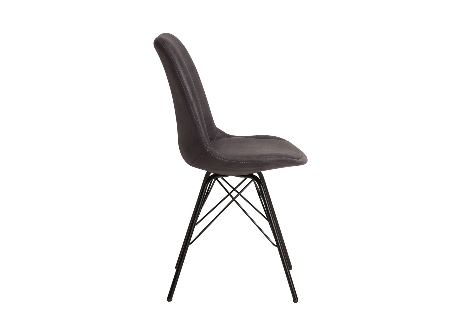 Židle Sweden Retro antická šedá