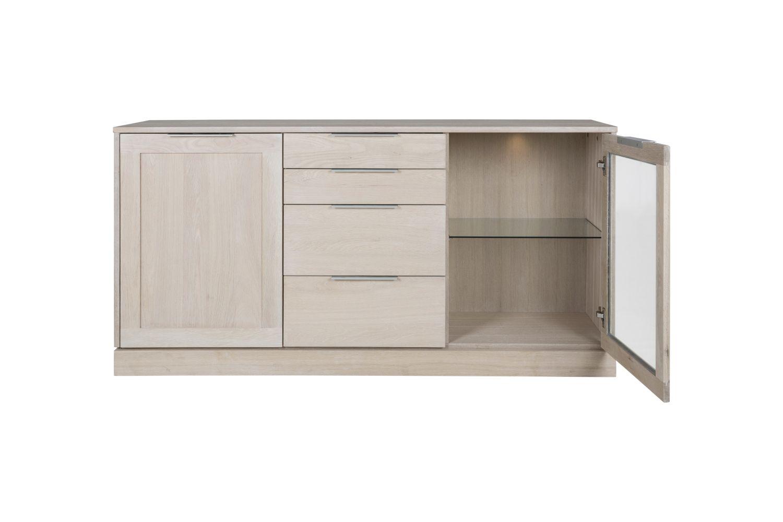Designová komoda Franco / 2 dveřová