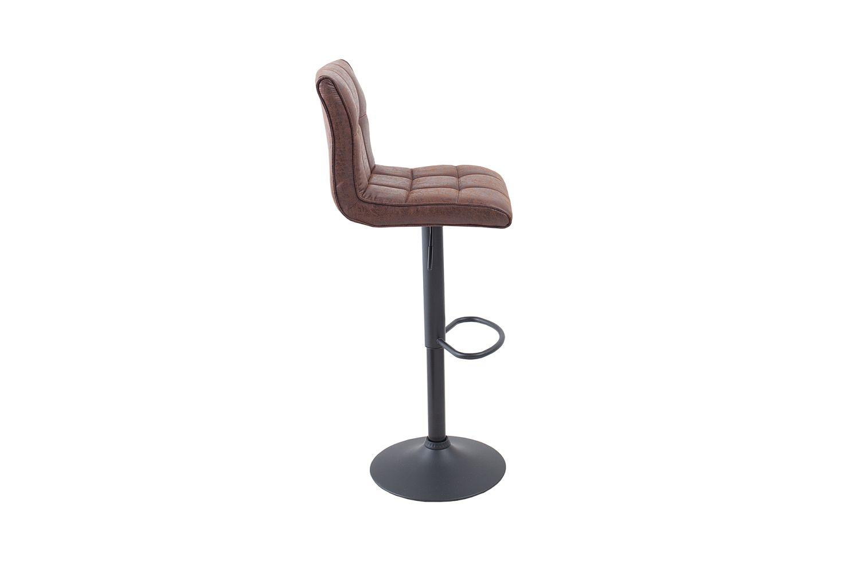 Barová židle Modern vintage hnědá - II. třída