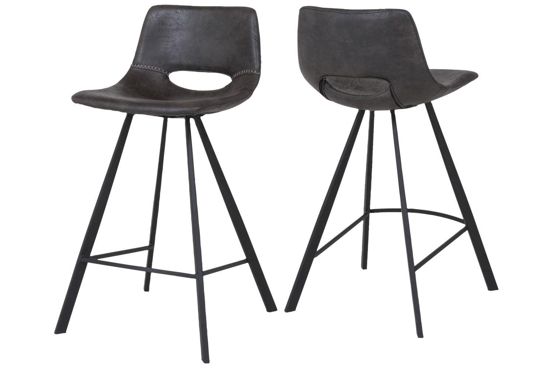 Barová židle Izabella 87 cm / černá