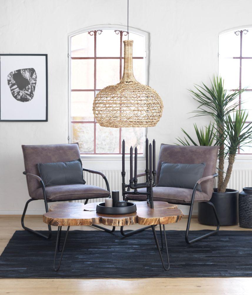Konferenční stolek Dollie / 101 cm