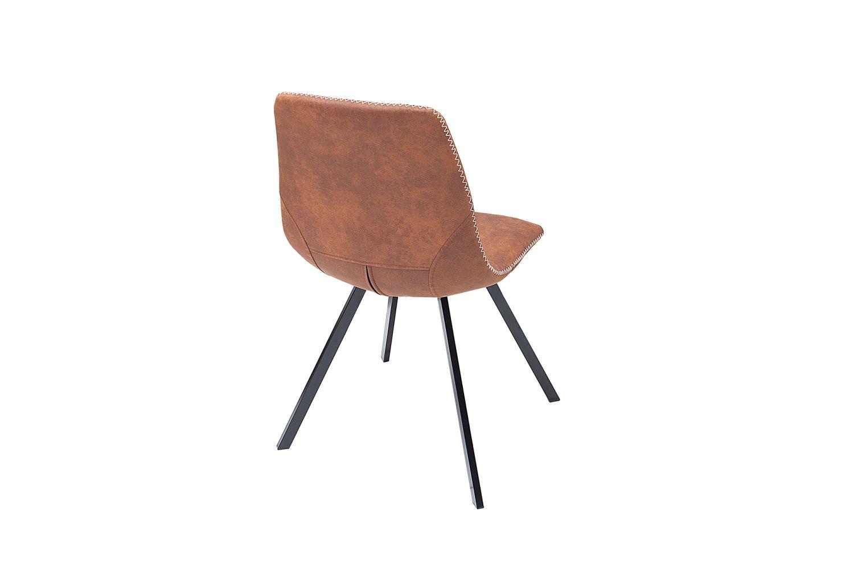 Designová stolička Rotterdam Retro / světle hnědá