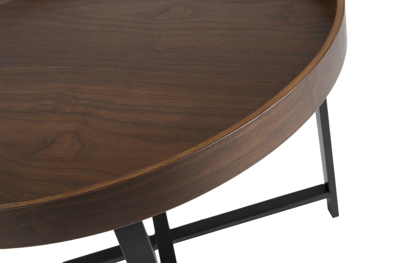 Konferenční stolek Marley 62 cm / ořech