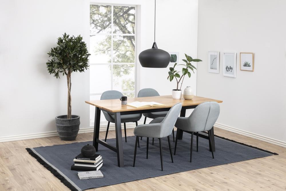 Jídelní stůl Neela 180 cm divoký dub