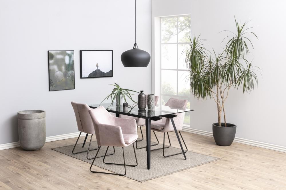 Jídelní stůl Neima 180 cm sklo