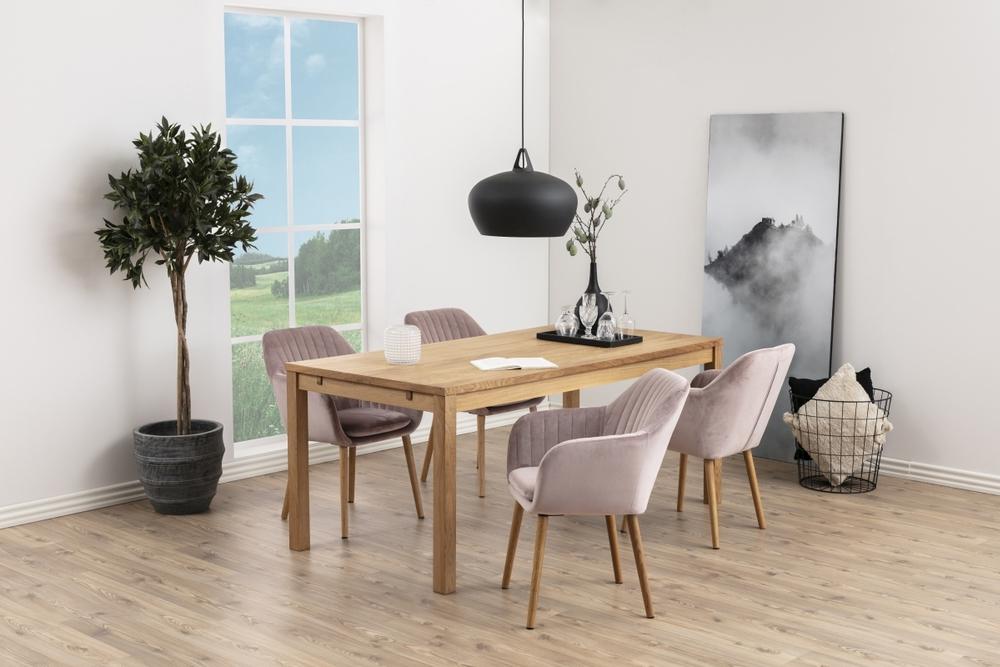 Jídelní stůl rozkládací Nadezhda 180-280 cm dub
