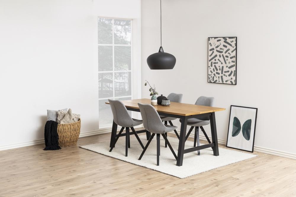 Jídelní stůl rozkládací Neel 220/310 cm divoký dub