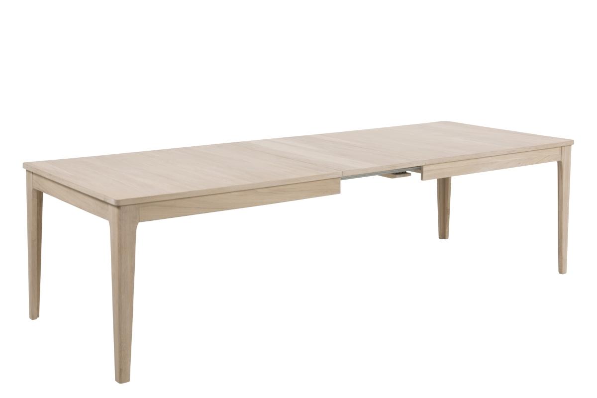 Jídelní stůl rozkládací Nicoletta 220/320 cm dub