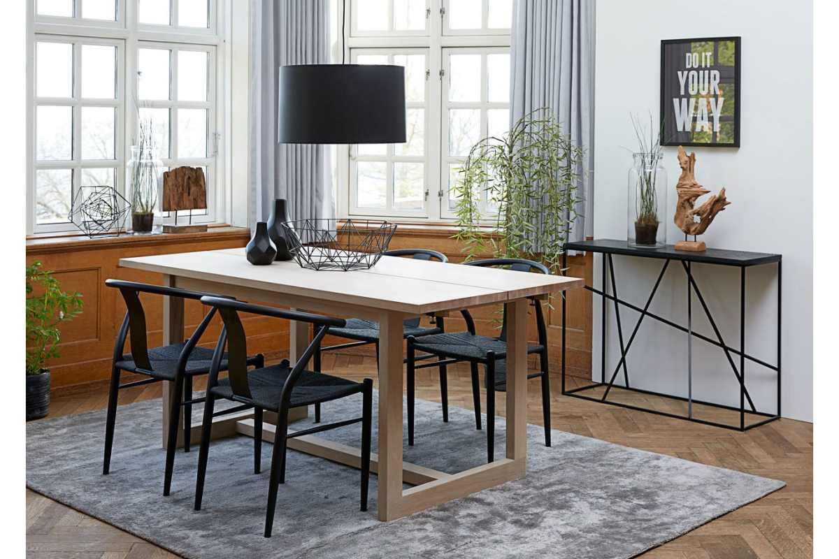 Jídelní stůl Bily bílý 170 cm