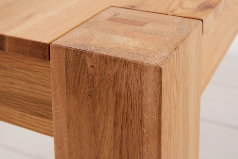 Jídelní stůl Plain 160 cm divý dub
