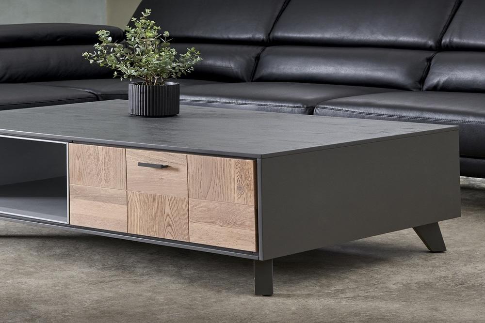 Konferenční stolek Aakil, 120 cm