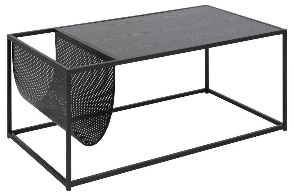 Konferenčný stolík s držiakom Akello, tmavý popol