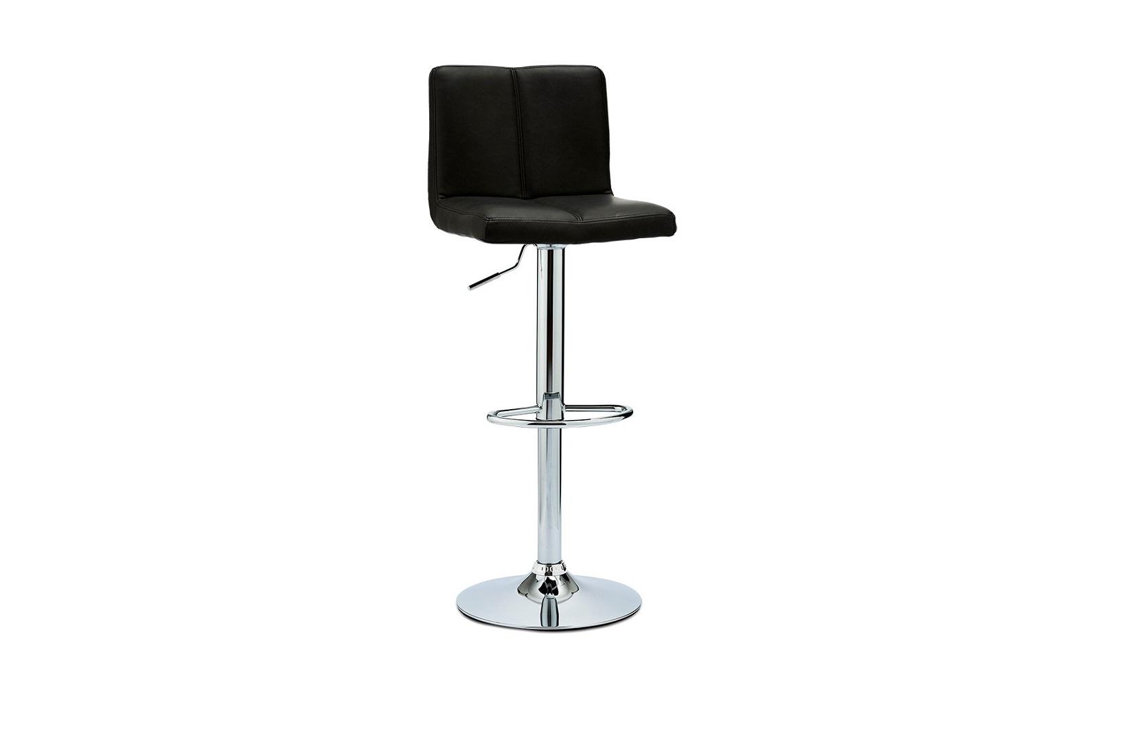 Luxusní barová židle Aesop, černá