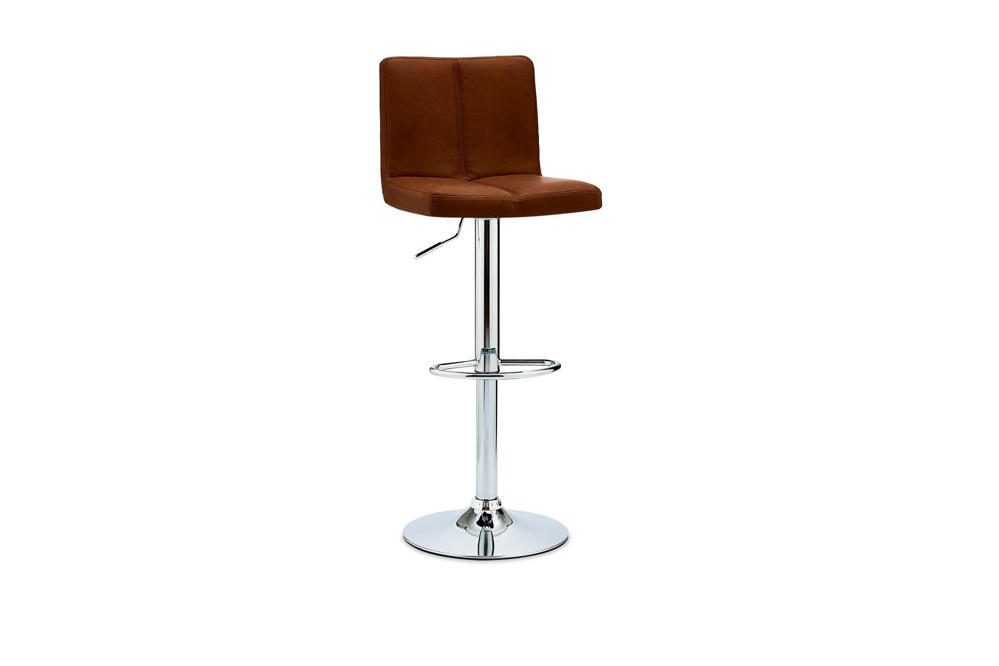 Luxusní barová židle Aesop, světlehnědá