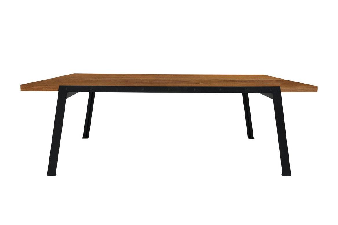 Luxusní jídelní stůl Astor 240 - 360 cm přírodní