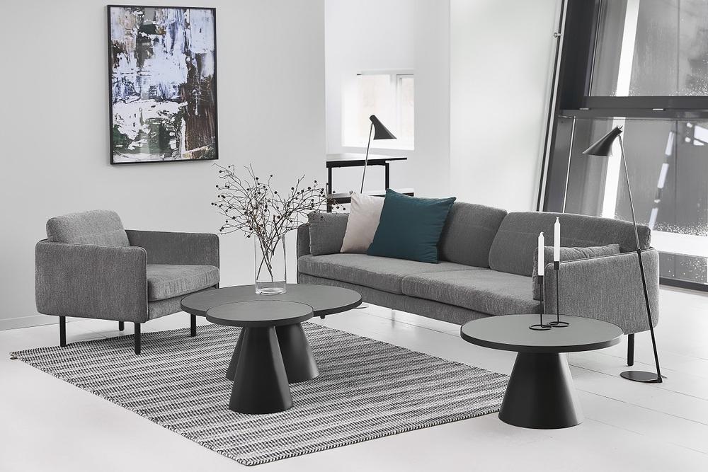 Luxusní konferenční stolek Adolph 45.7 cm