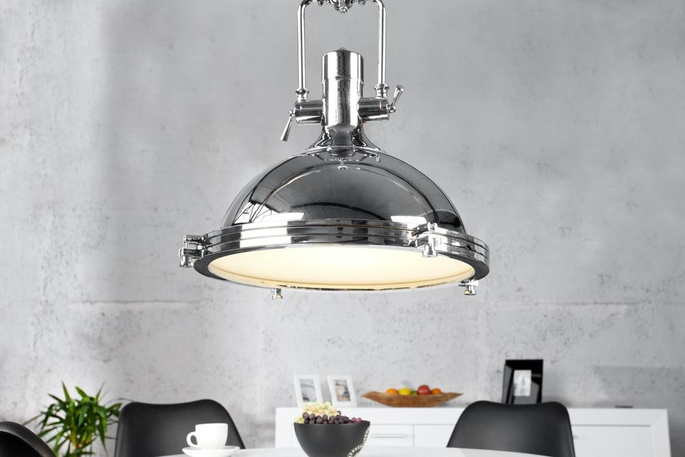 Lampa Commercial 45 chrom