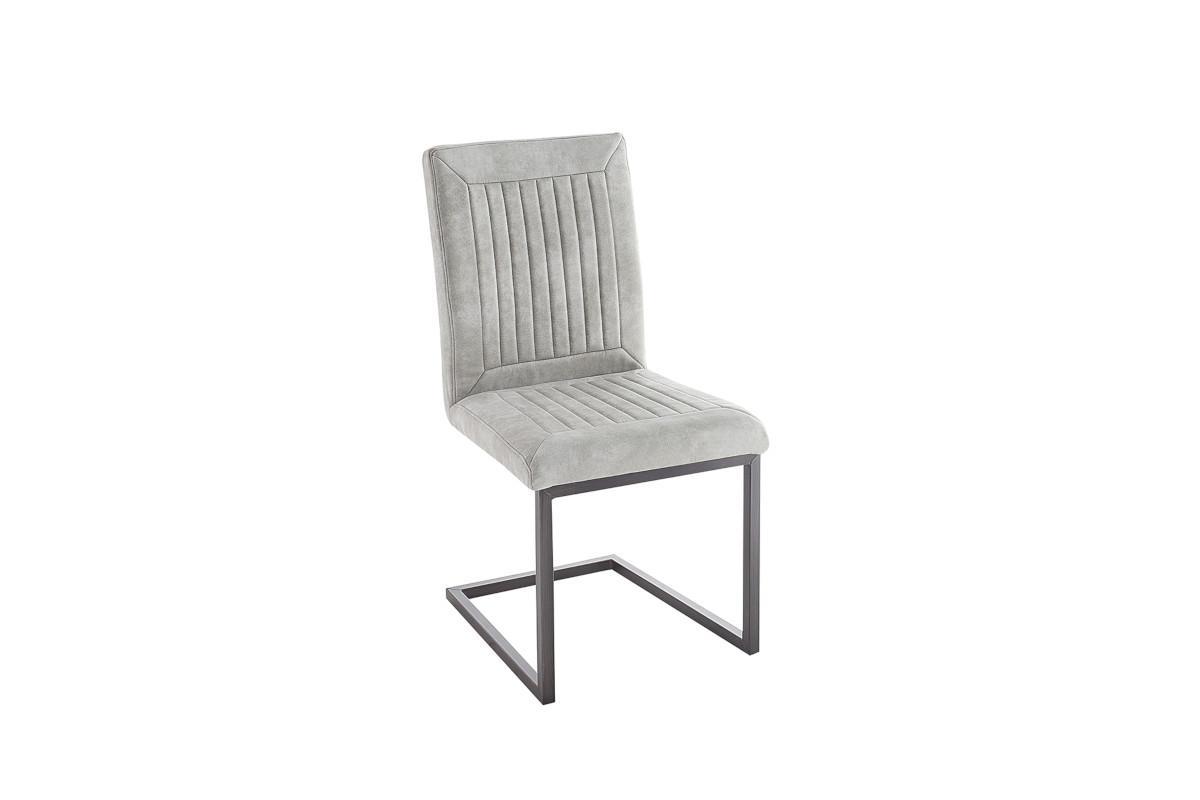 Jídelní židle Madilyn šedý kámen