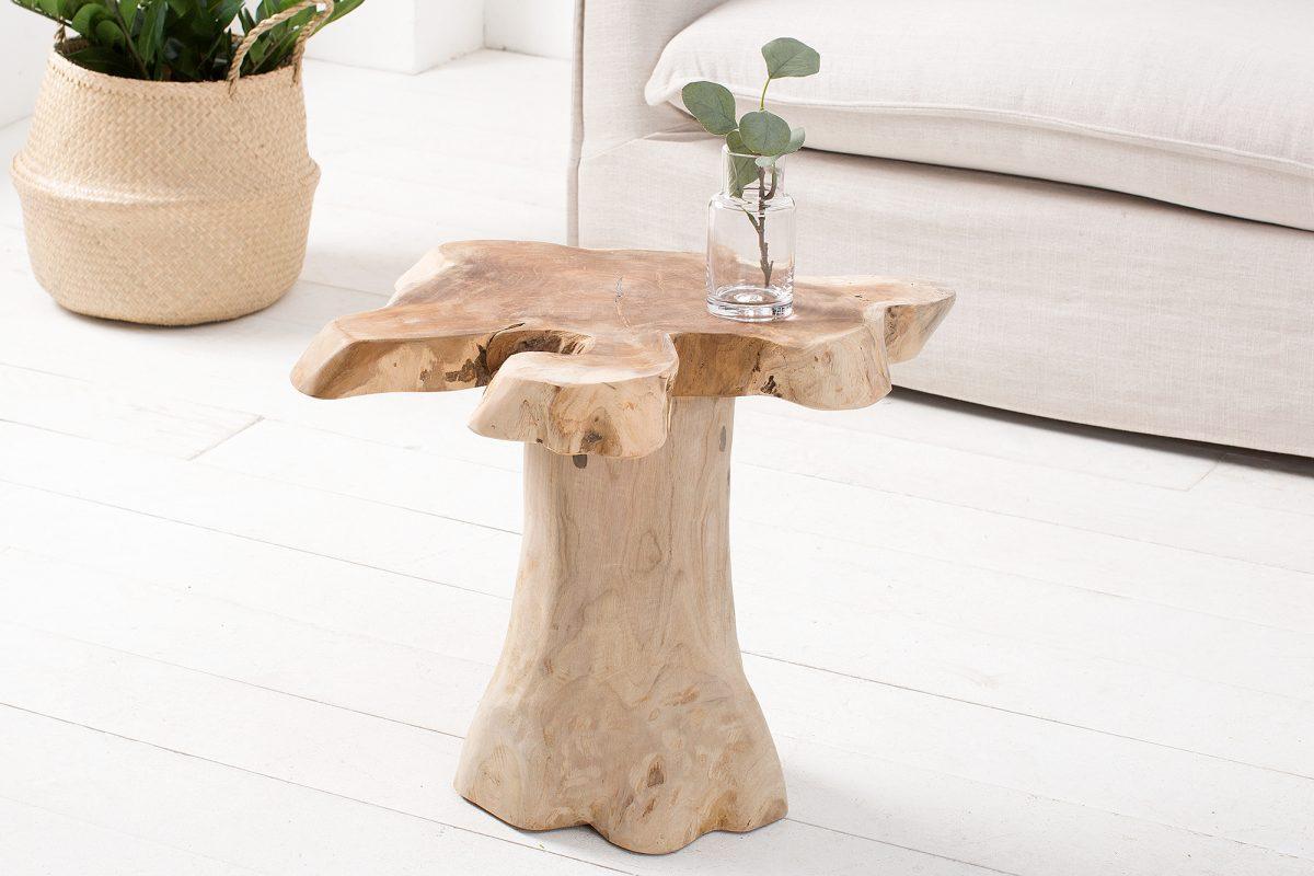Konferenční stolek Madeleine 40 cm teak