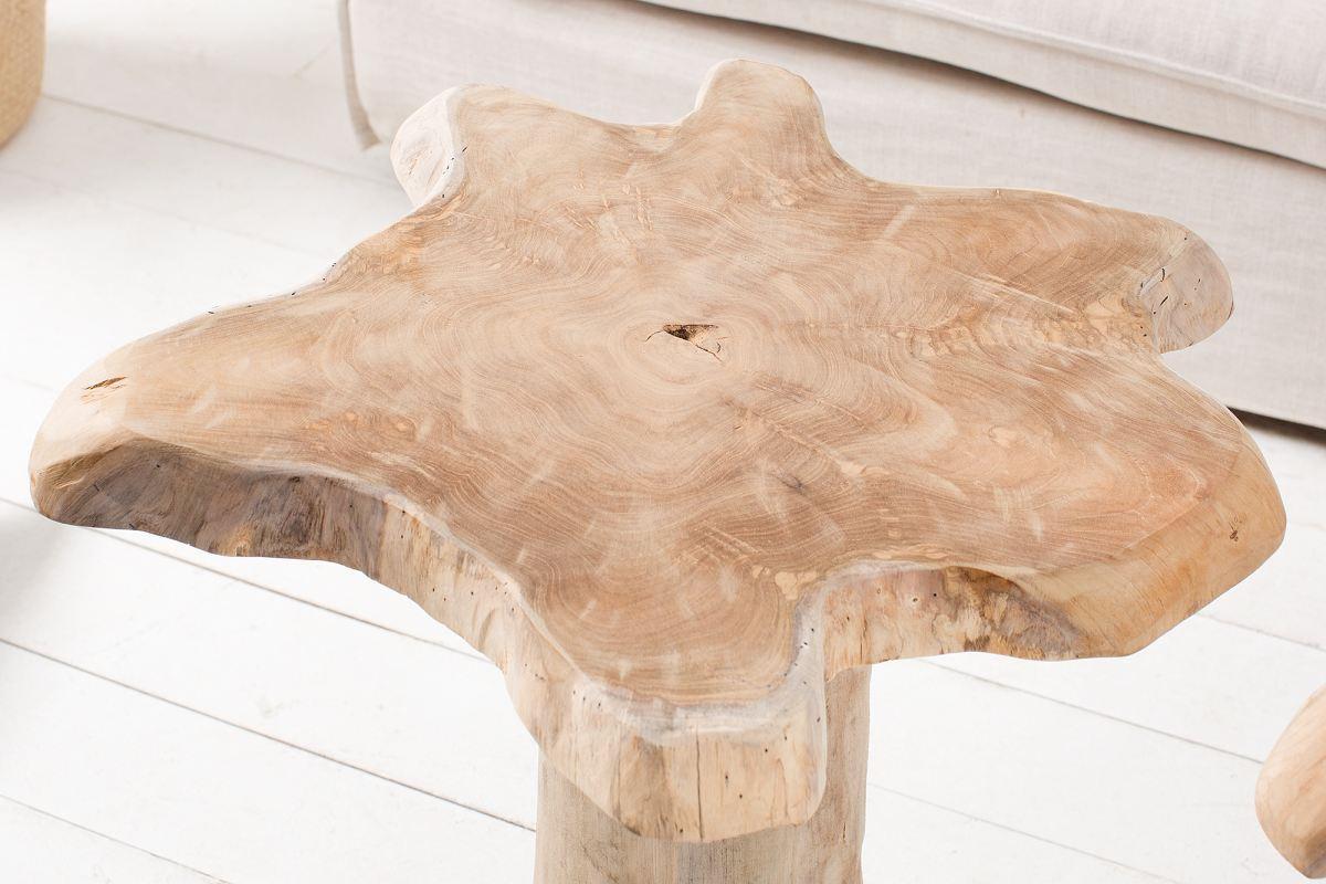Konferenční stolek Madeleine 60 cm teak