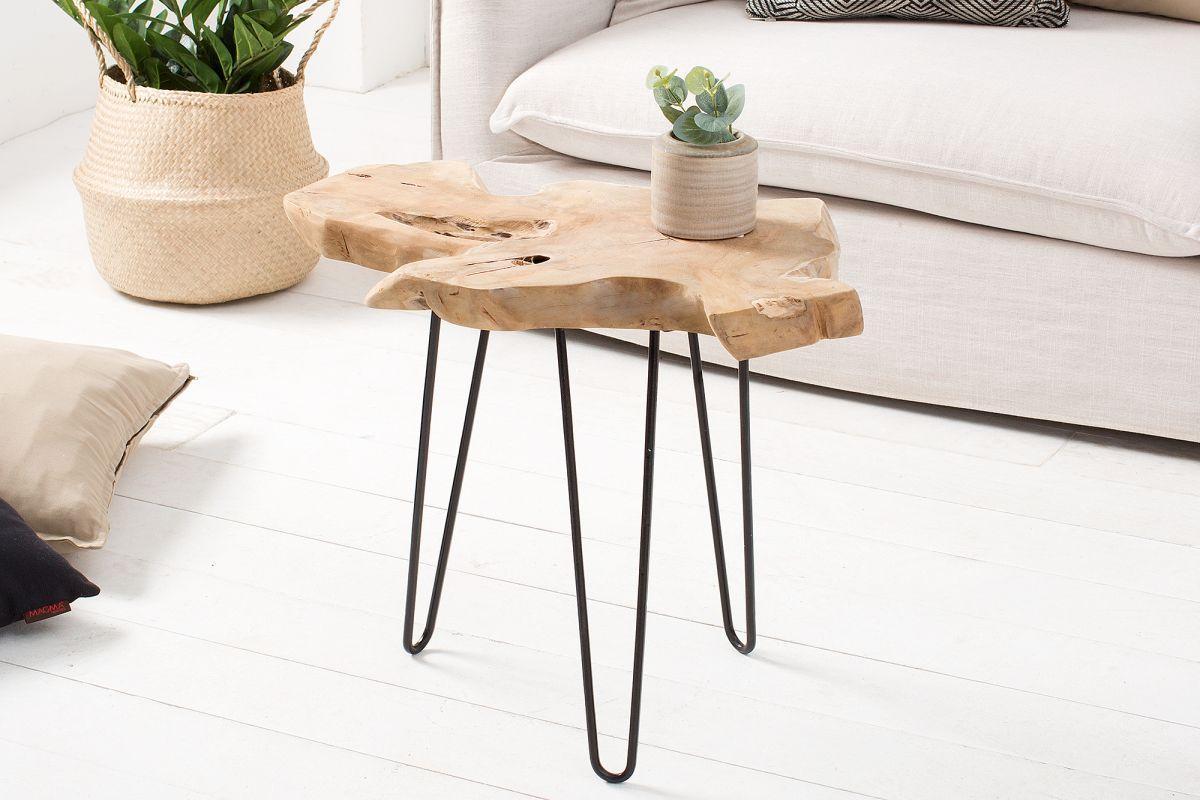 Odkládací stolek Jax 60 cm
